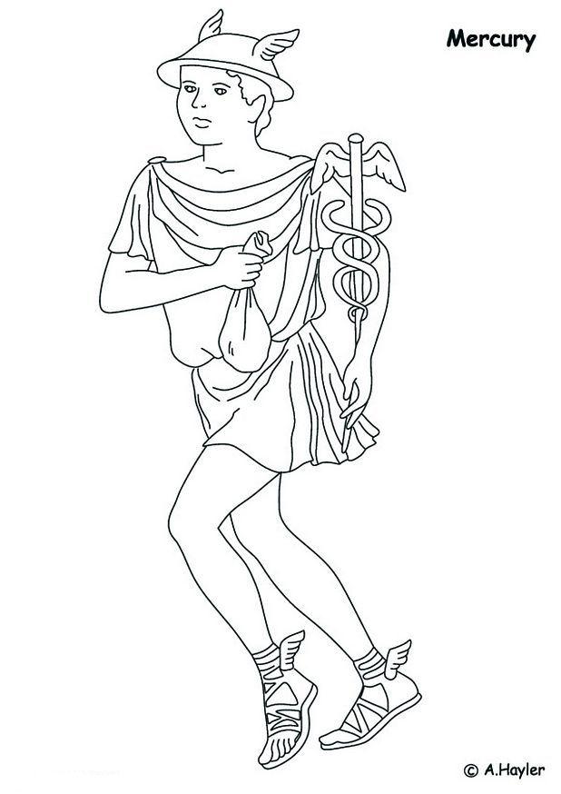 Kids N Fun 18 Kleurplaten Van Romeinse Tijd