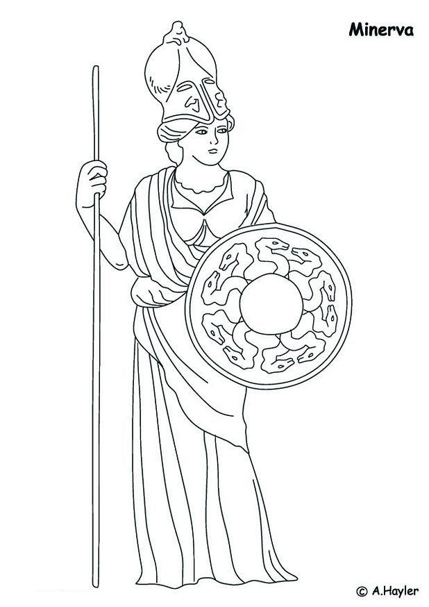 alle romeinse goden