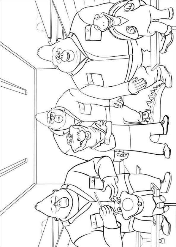 Kleurplaat Minions Kerst Kids N Fun 31 Kleurplaten Van Sing