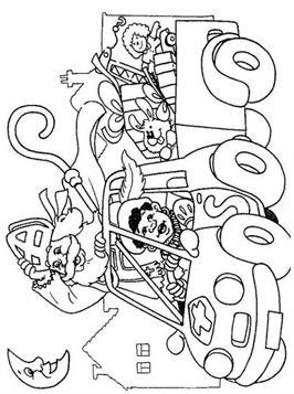 Kleurplaten Van Sinterklaas Printen.Kids N Fun 38 Kleurplaten Van Sinterklaas