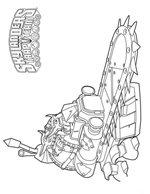Kleurplaten Van Skylanders Trap Team.Kaos Skylander Kleurplaat Skylanders Swap Force Zum Ausmalen