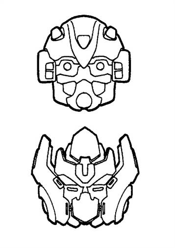 Transformers Kleurplaten Printen.Kids N Fun 33 Kleurplaten Van Transformers