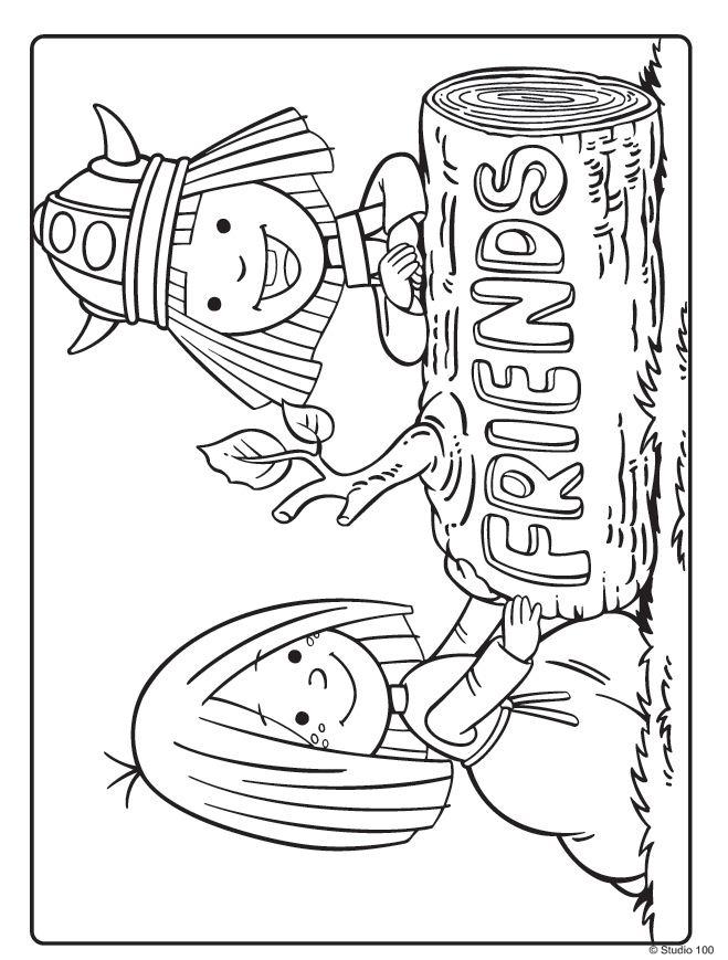 Kids N Fun 36 Kleurplaten Van Wicky De Viking