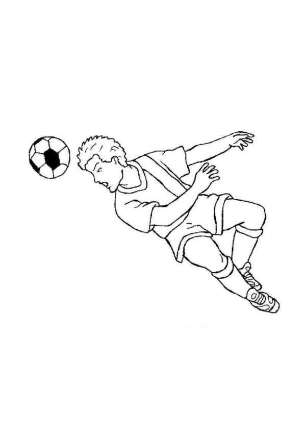 Kleurplaat Fifa Kids N Fun 23 Kleurplaten Van Voetbal