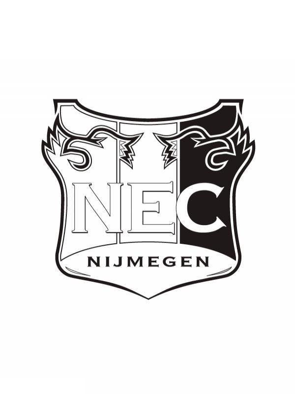 Kleurplaten Voetbal Nederland.Kids N Fun Kleurplaat Voetbalclubs Nederland Nec