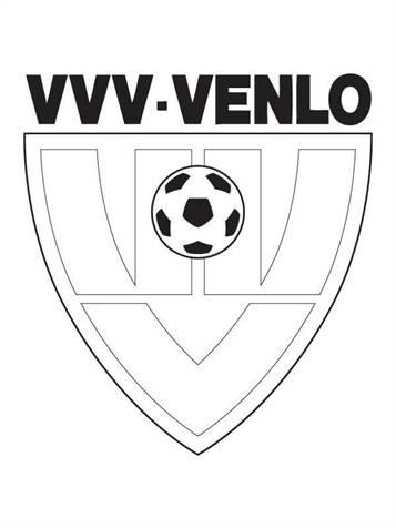 Kleurplaten Voetbal Nederland.Kids N Fun 19 Kleurplaten Van Voetbalclubs Nederland