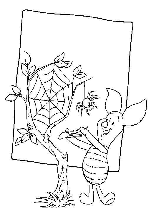 Dismey Kerst Kleurplaten Kids N Fun 42 Kleurplaten Van Winnie De Pooh En Knorretje