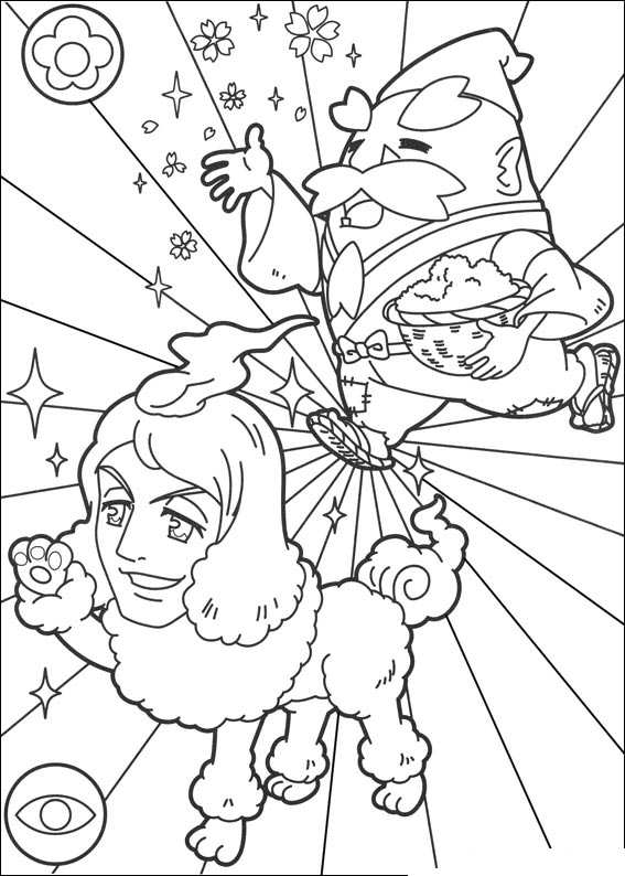 Pokemon Xyz Kleurplaat Yo Kai Watch Coloring Pages Coloring Pages