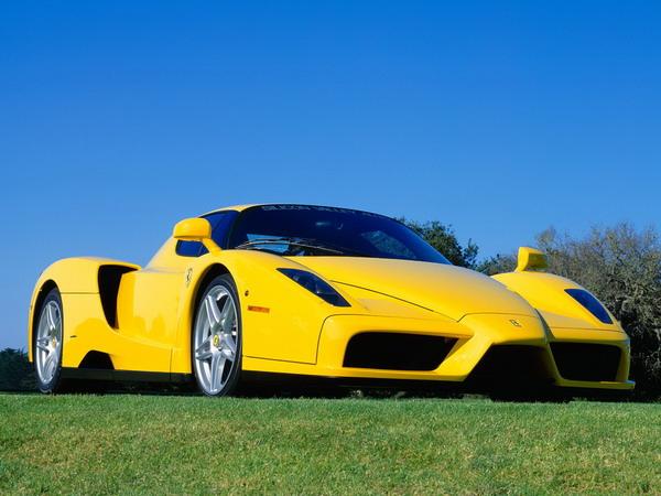 Kleurplaten Ferrari Enzo.Kids N Fun 16 Wallpapers Van Sportautos